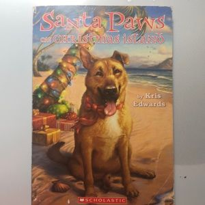 Other - Santa Paws on the christmas island
